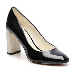 Anne Klein Black and White Heels